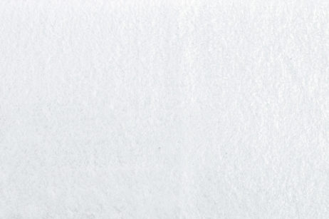 Махровая ткань белого цвета (White)