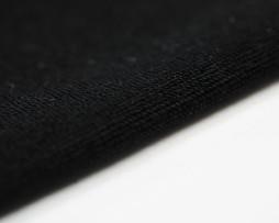 Черная махровая ткань оптом