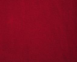 красная махровая ткань