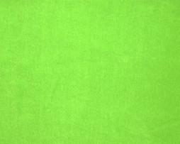 салатовая махровая ткань