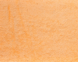 персиковая махровая ткань
