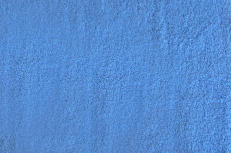 Махровая ткань темно-голубого цвета (Blue Electric)