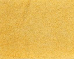 желтая махровая ткань