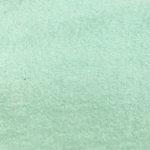 Махровая ткань мятного цвета