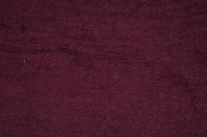 махровая ткань вишневого цвета