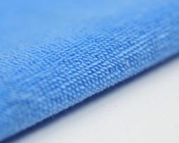 Голубая махровая ткань оптом