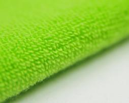 Салатовая махровая ткань оптом